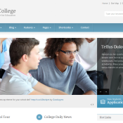 Best WordPress Themes for Educational Institutions