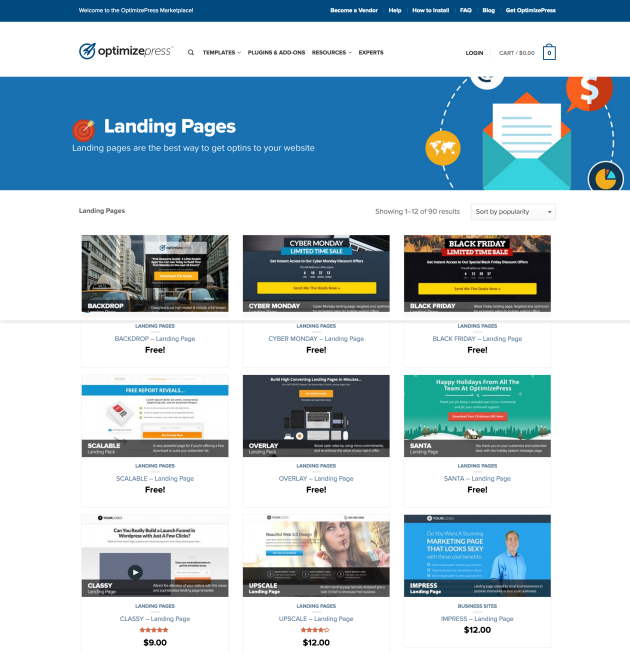 OptimizePress-landing-page-themes