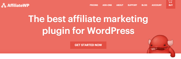 AffiliateWP   Affiliate Marketing Plugin for WordPress