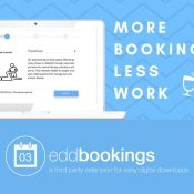 The New EDD Bookings - More Bookings, Less Work