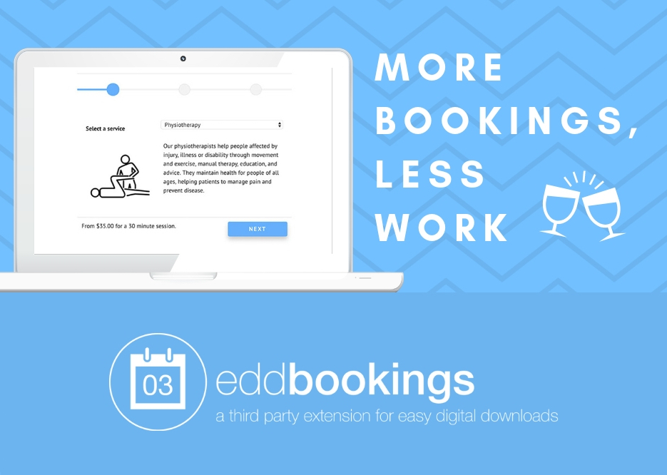 The New EDD Bookings - More Bookings, Less Work - WP Mayor