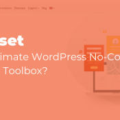 Toolset - The Ultimate WordPress No-Code Builder Toolbox?