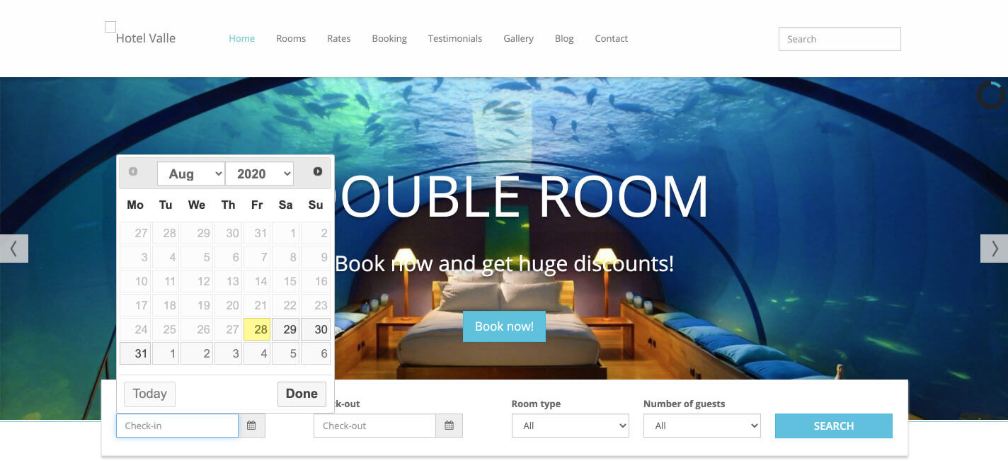 Best Hotel And Room Reservation Plugins For Wordpress Wp Mayor