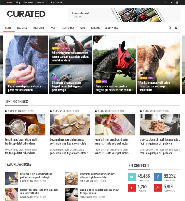 aggregator-themes-Curated