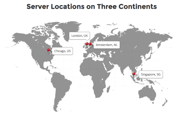siteground datacenter locations