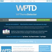 WordPress Theme Detector: A Renewed and Improved Theme and Plugin Detection Resource