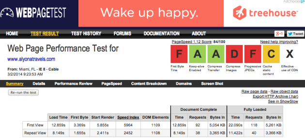 Webpagetest.com
