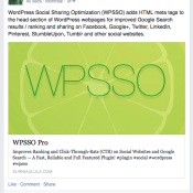 WordPress Social Sharing Optimization Pro Plugin Review