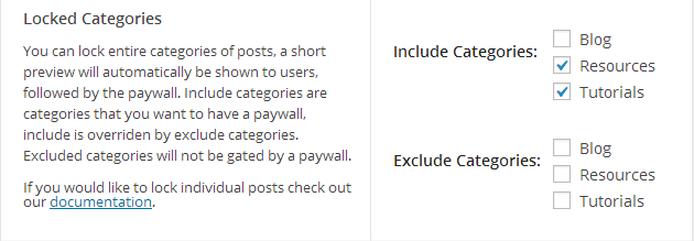 CoinTent Locking Categories