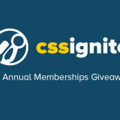 CSSIgniter Giveaway Winners Announcement