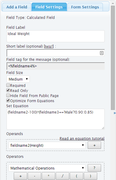 Calculated Fields Form Builder 03