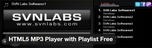 audiovideo-html5-mp3-player