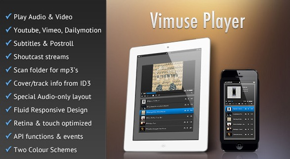 audiovideo-vimuse-player