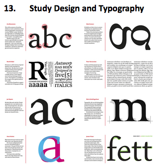 design-typography