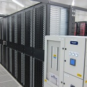 The SiteGround Data Centre in Amsterdam