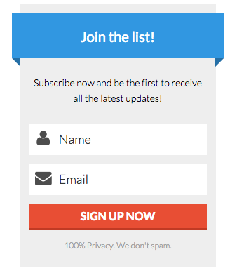 Easy Opt-ins For Mailchimp Makes Building Opt-in Forms Super Fast ...