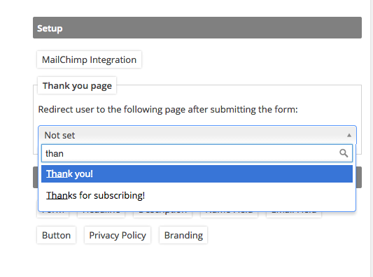 mailchimp-thank-you-page