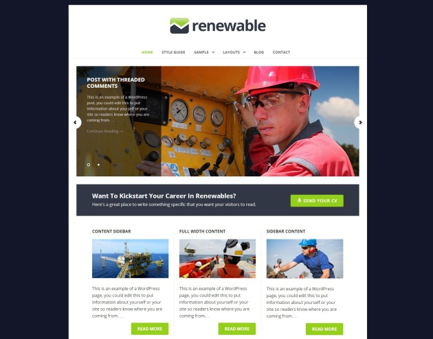 genesis-child-theme-renewable