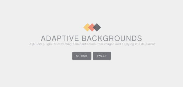 JQuery Adaptive Backgrounds