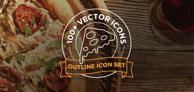 100+ Vector Outline Icons