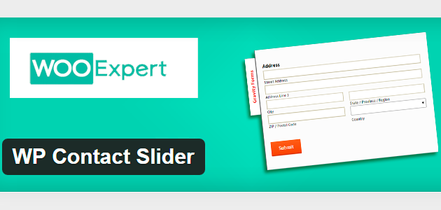 WP Contact Slider Plugin