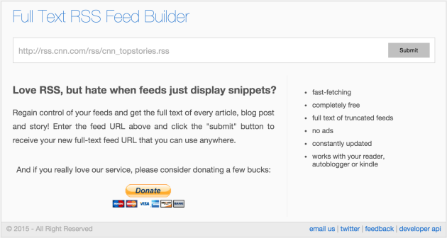full-text-rss-feed-builder