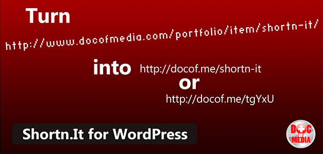 Shortn.It: WordPress URL Shortener