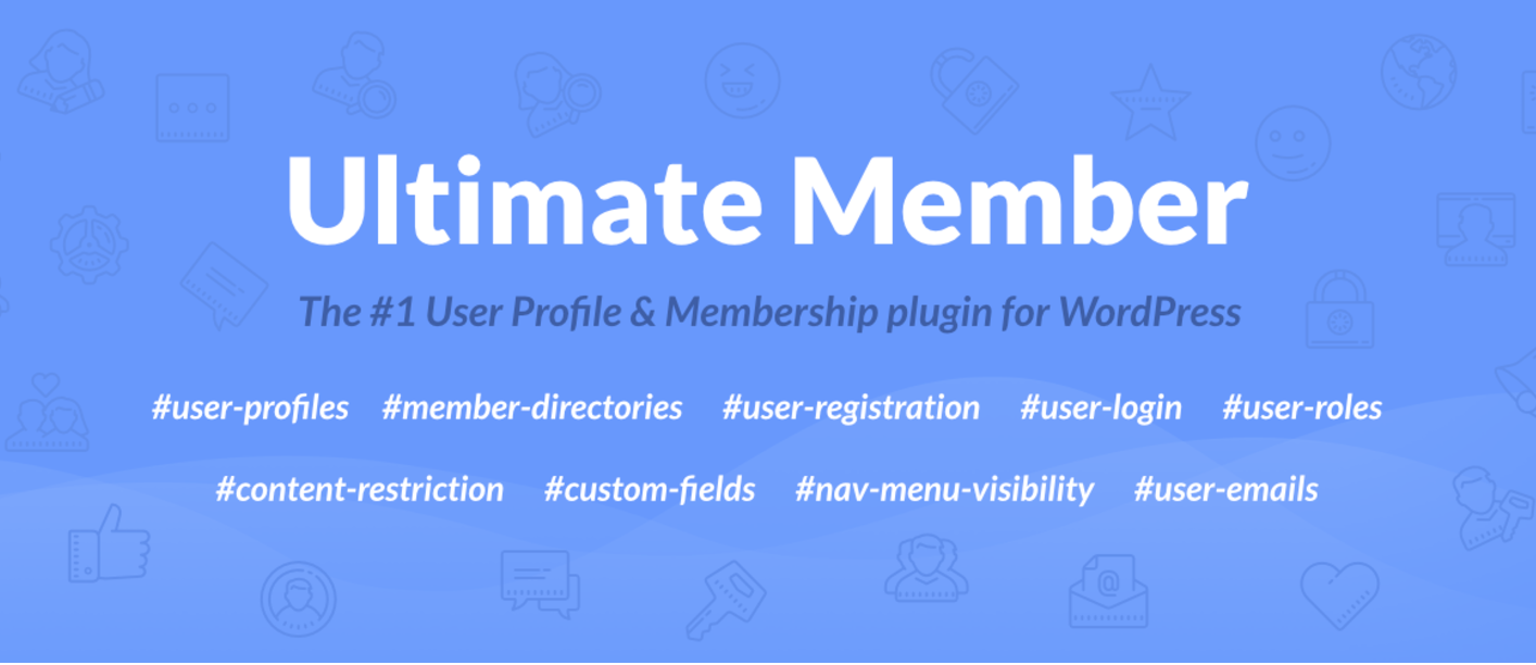 Introducing Ultimate Member: a Free Community and User Profile Plugin