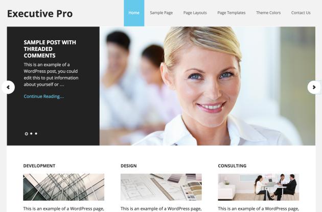 studiopress-executive-pro-theme