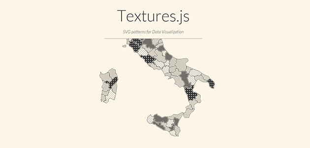 Textures.js: SVG Patterns for Data Visualization