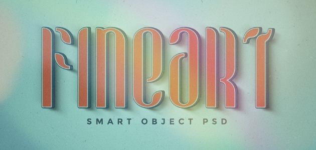 10 Light Leak Text Layer Effects in PSD