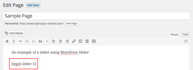 motopress-slider-shortcode