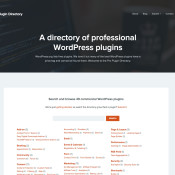 Pro Plugin Directory Launched This Week