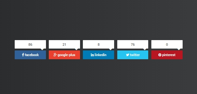 SocialShare.js: JQuery Plugin for Controlling Social Sharing