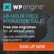 WP Engine Launch Automated Migration Plugin