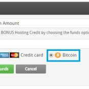 Why Using Bitcoin to Pay for Cloud Hosting is a Good Idea