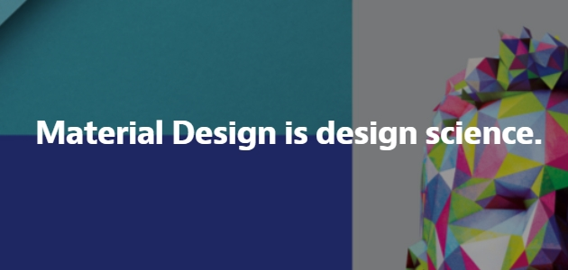 Material Design is Design Science (Article)