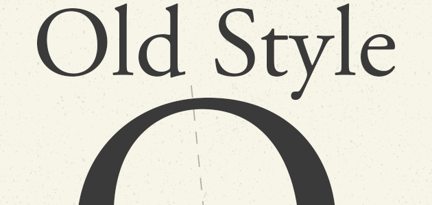 A History of Typeface Styles & Type Classification (Article)