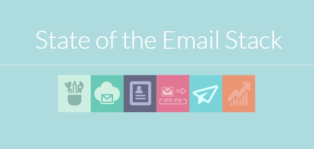 State of the Email Stack: What You Need to Get Started (Guide)
