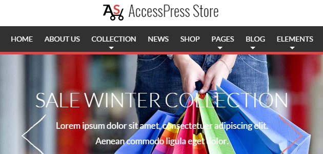 AccessPress Store: A Responsive WooCommerce WordPress Theme