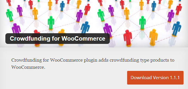 Crowdfunding for WooCommerce WordPress Plugins