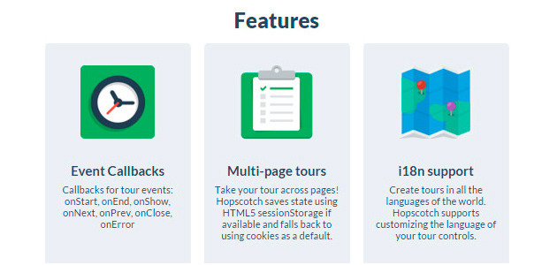 Hopscotch: Website Tour Framework