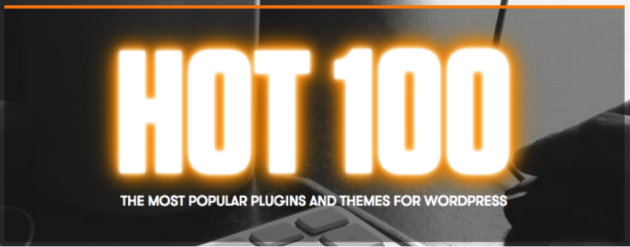 hot 100 WordPress Plugins
