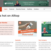 The Alltop.com Website