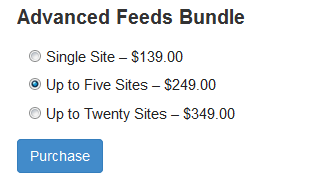 WP RSS Aggregator Bundles