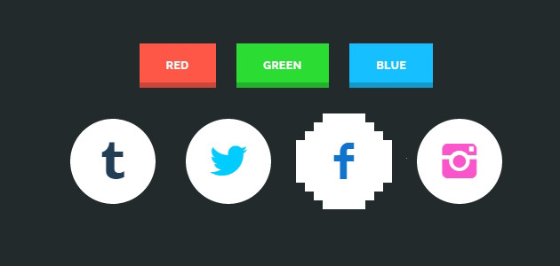 Curated List of 60 CSS Hover Effect Repos