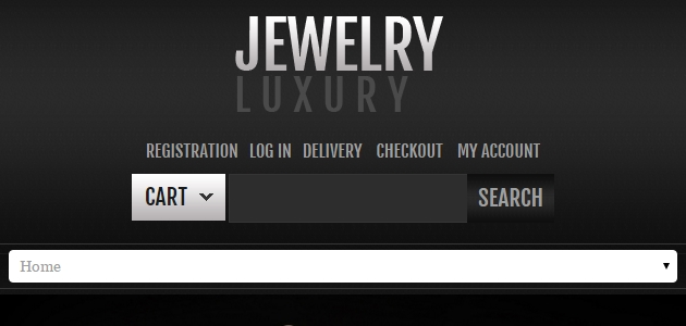 Jewelry Luxury: ECommerce WordPress Theme