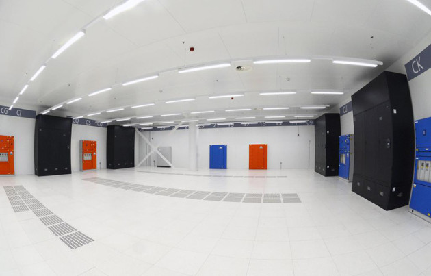 SiteGround's London, UK Datacentre