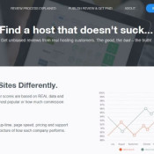 A Look at Hosting Facts - the Hosting Review Website