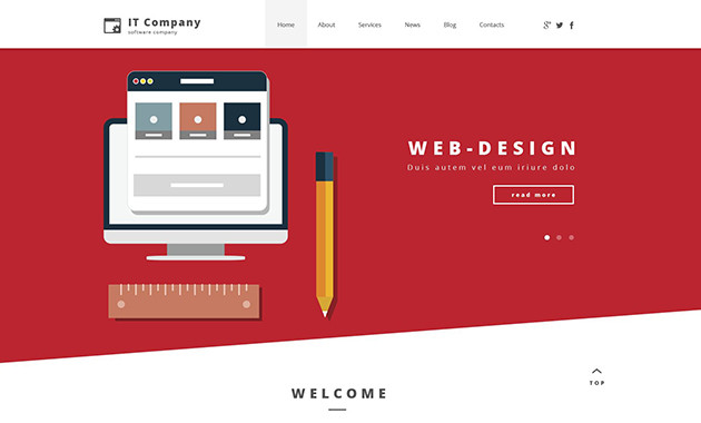 12. IT-company-wordpress-theme